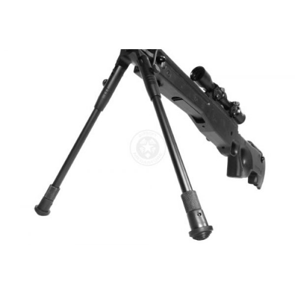 Well Airsoft Rifle 6 de airsoft shadow ops mk96 bolt action sniper rifle w/ bipod and scope(Airsoft Gun)