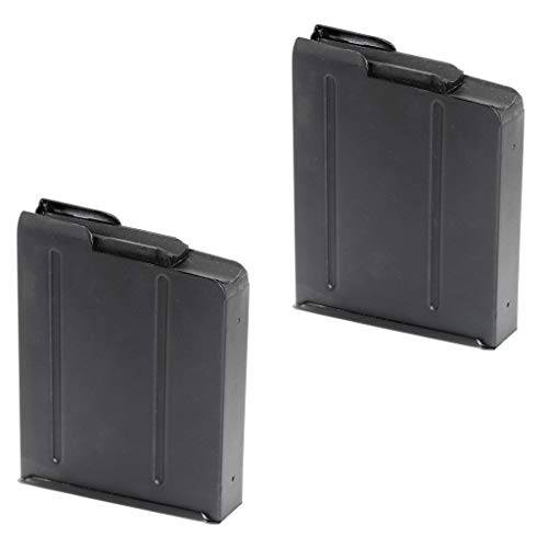 Generica  1 Generica Airsoft Spare Parts APS 2pcs 6rd Magazine for APS (Hakkotsu) APM50 M40A3 CO2 Shell Ejecting Sniper Rifle