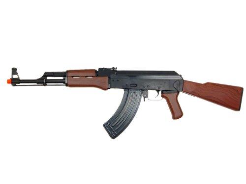 SRC  1 src aeg-a7 semi/full auto nimah/charger included-metal gb(Airsoft Gun)
