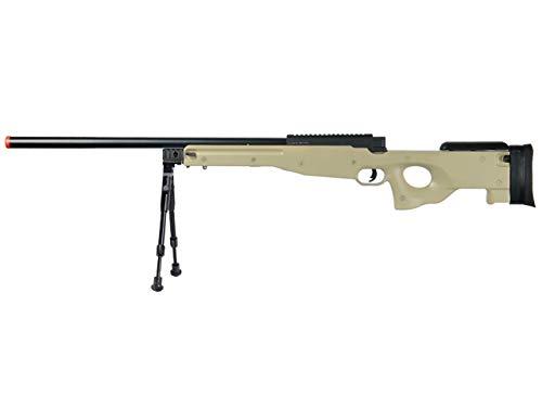 Well  1 Well Airsoft Sniper Rifle W/Bipod - Tan