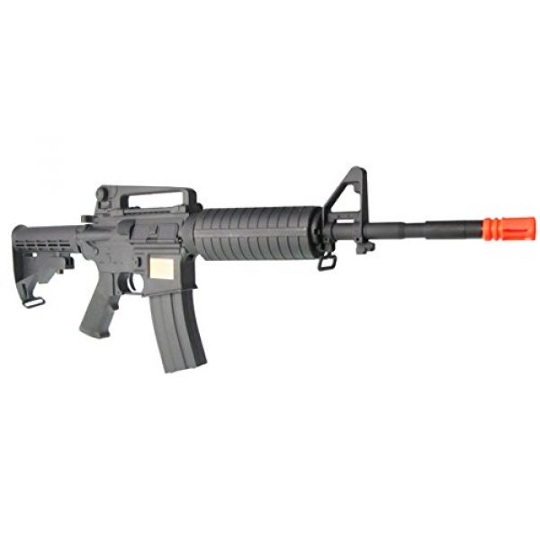P-Force Airsoft Rifle 3 p-force 031 m4 full metal electric w/battery & charger (metal gb)(Airsoft Gun)