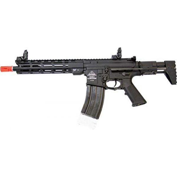 Adaptive Armament Airsoft Rifle 2 Adaptive Armament PDW AEG - Black