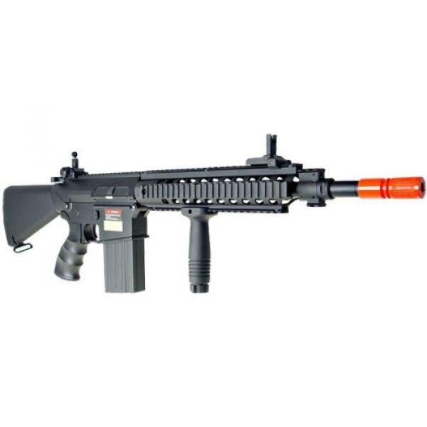 Jing Gong (JG) Airsoft Rifle 1 JG sr 25 full metal aeg airsoft rifle(Airsoft Gun)