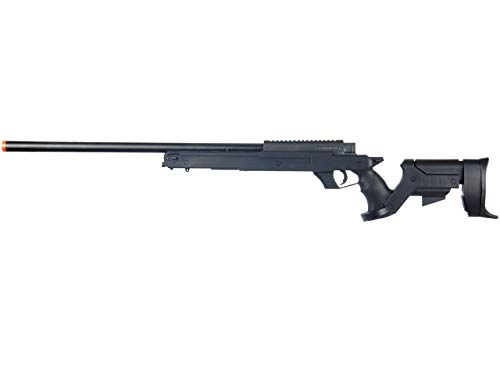 Well Airsoft Rifle 1 Well MB04 Airsoft Sniper Rifle - Black