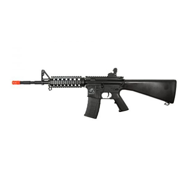 SRC Airsoft Rifle 1 src aeg-the dragon sr16ris nimah/charger included-metal gb(Airsoft Gun)