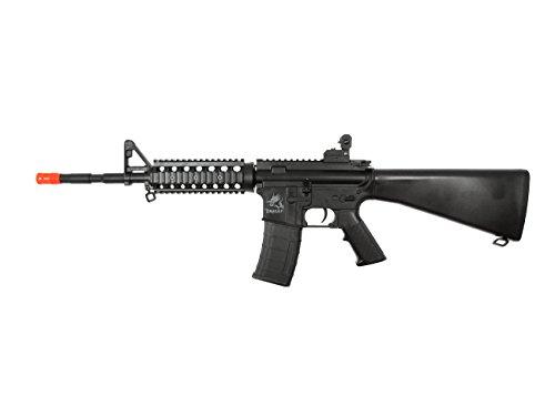 SRC  1 src aeg-the dragon sr16ris nimah/charger included-metal gb(Airsoft Gun)