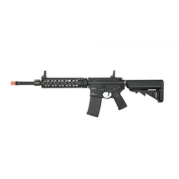 KWA Airsoft Rifle 1 KWA RM4 SR10 AEG3 ERG Airsoft Rifle w/ Recoil & Quick-Change Spring