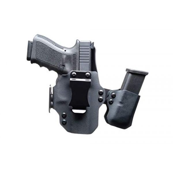 Blackpoint Tactical Airsoft Gun Holster 3 Blackpoint Tactical BLKPT Dual Point Aiwa for Gulch 26 Pistol Cases