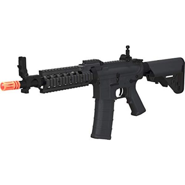 Tippmann Airsoft Airsoft Rifle 3 Tippmann Basic Training CQB AEG Airsoft Marker - Black