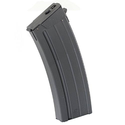 Airsoft Shopping Mall  1 Airsoft Shooting Gear CYMA 130rd Mag Magazine For CM043 GALIL AEG Black
