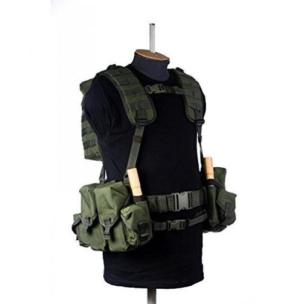 NANA Airsoft Tactical Vest 3 Russian Military Belt system M1 by ANA