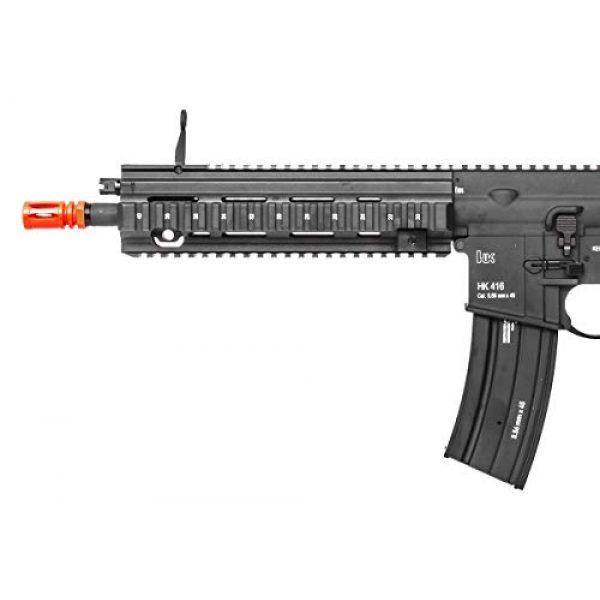 Elite Force Airsoft Rifle 4 Elite Force H&K 416-A5 CQB Carbine AEG Airsoft Rifle by VFC (Black)