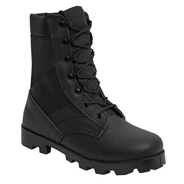 Rothco Combat Boot 1 Black G.I. Type Speedlace Jungle Boots