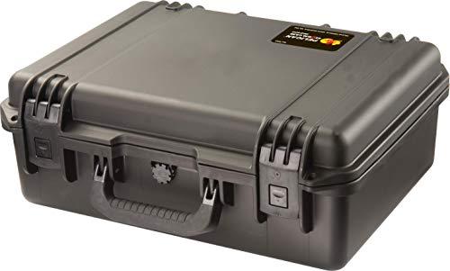 Pelican Pistol Case 1 Pelican Hardigg Storm iM2400 Case With Foam (Black), One Size (IM2400-00001)