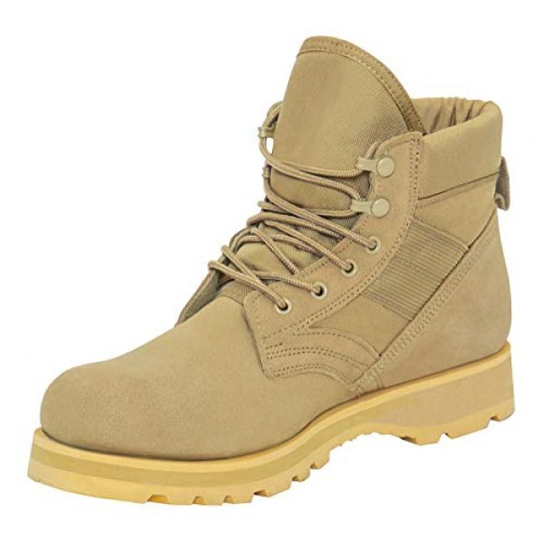 Rothco Combat Boot 1 Military Combat Work Boots