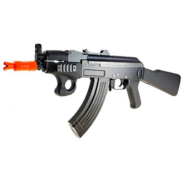 SRC Airsoft Rifle 2 src aeg-a7 spetsnaz semi/full auto nimah/charger included-metal(Airsoft Gun)