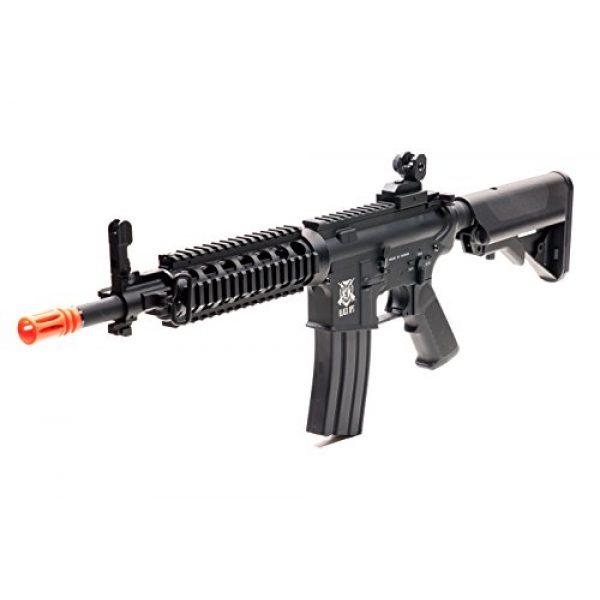 Black Ops Airsoft Rifle 1 Black Ops M4 Diamondback Airsoft AEG Rifle - Automatic Airsoft - Shoot .20 .25