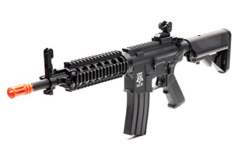 Black Ops  1 Black Ops M4 Diamondback Airsoft AEG Rifle - Automatic Airsoft - Shoot .20 .25