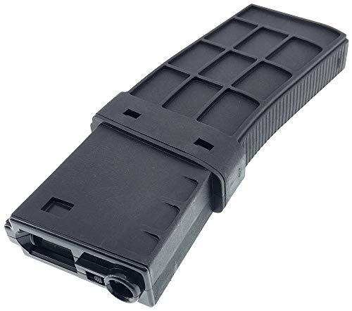 SportPro  5 SportPro CYMA 450 Round Polymer Thermold Waffle High Capacity Magazine for AEG M4 M16 Airsoft - Black