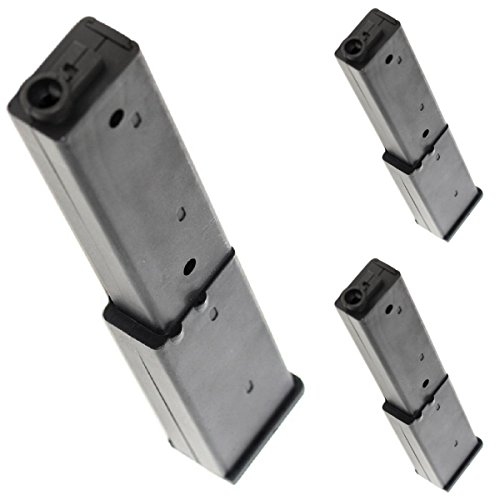 Airsoft Shopping Mall  1 Airsoft Shooting Gear 3pcs 190rd Mag Magazine For WELL R1 UZI AEP SMG AEG