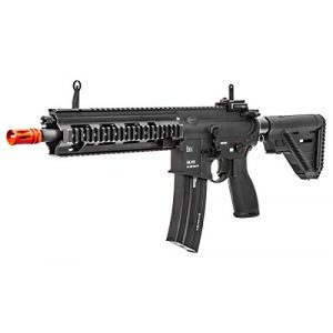 Elite Force Airsoft Rifle 1 Elite Force H&K 416-A5 CQB Carbine AEG Airsoft Rifle by VFC (Black)