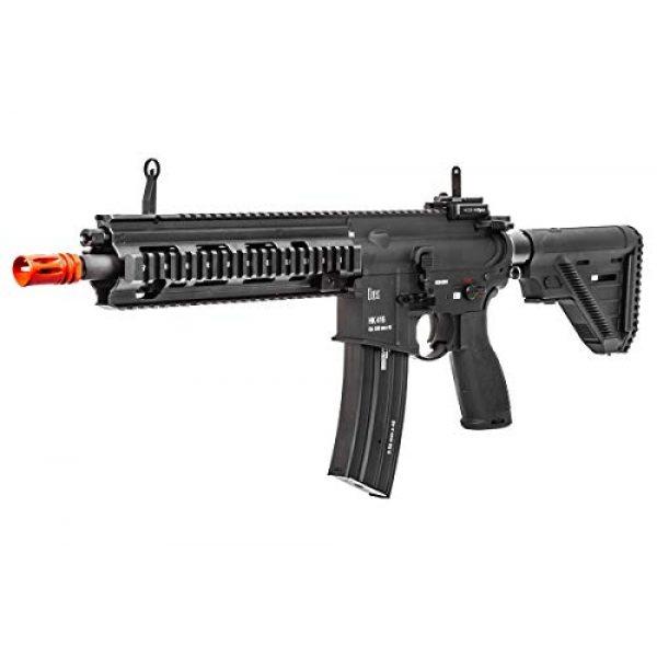Elite Force Airsoft Rifle 1 Elite Force H&K 416-A5 CQB Carbine AEG Airsoft Rifle by VFC (Black)