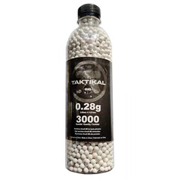 Taktik Airsoft BB 1 Airsoft bbs Bio Biodegradable 0.28g 3000 rounds bottle 6mm bb