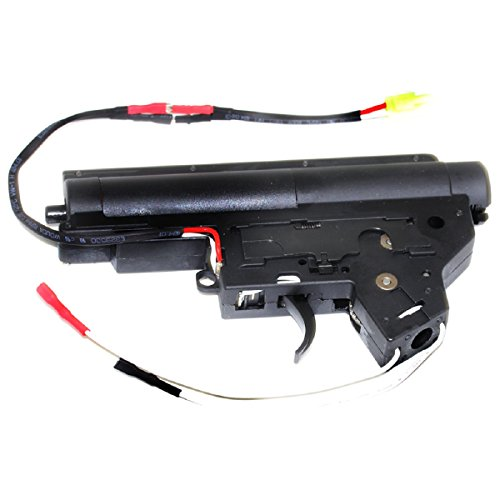 Airsoft Shopping Mall  1 Airsoft Shooting Gear Army Force 8mm Complete QD Transform Version 2 V2 Gearbox M-Series Front Line AEG
