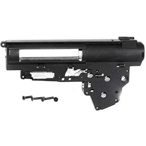 Airsoft Shopping Mall  1 Airsoft Shooting Gear 7mm Bearing Version 3 V3 AEG Gearbox Shell for CYMA Tokyo Marui V3 AK G36 Series