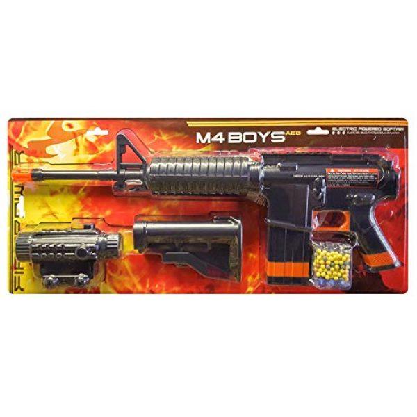 Fire Power Airsoft Rifle 2 SB199 - Firepower F4B AEG Rifle