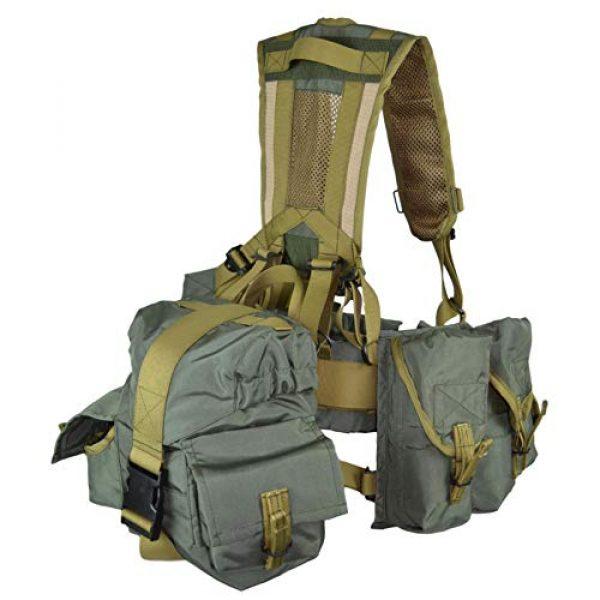 RedBear Airsoft Tactical Vest 5 Tactical Vest Harness Sbruya Partisan Spetsnaz Belt System Replica