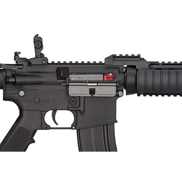 Lancer Tactical Airsoft Rifle 7 Lancer Tactical MK18 Polymer Low FPS MOD 0 AEG Airsoft Rifle Black