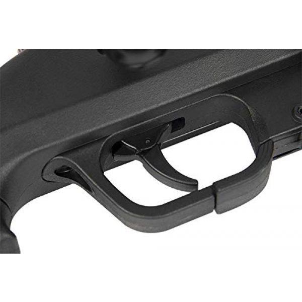 Elite Force Airsoft Rifle 5 Elite Force Amoeba AS-02 Striker Rifle 6mm BB Sniper Rifle Airsoft Gun, Black