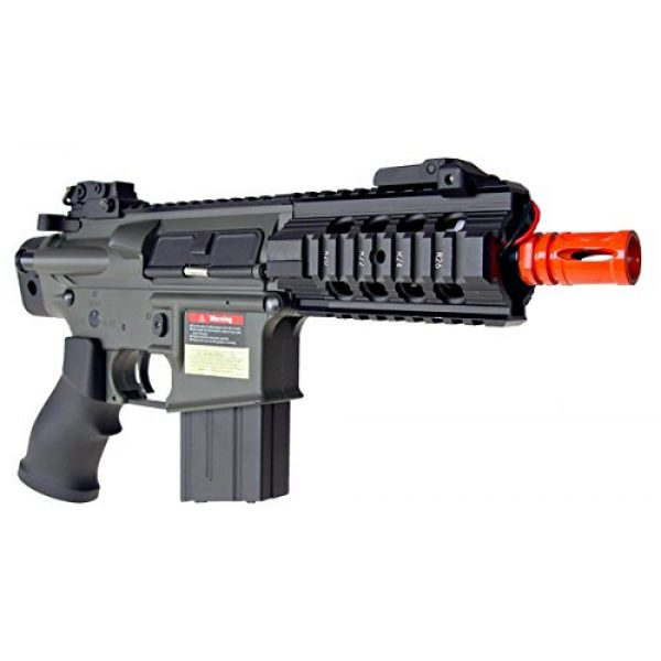 Jing Gong (JG) Airsoft Rifle 3 JG aeg-m4ptl semi/full auto nicads/charger incl.-metal g-box(Airsoft Gun)