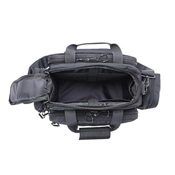 SXIII Pistol Case 3 SXIII S13 Tactical Pistol Range Bag 1000D Ballistic Denier (Light)