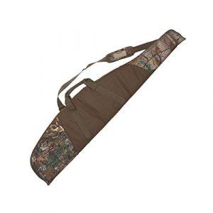 Avery  1 Avery Fatboy Rifle Case-Field Khaki with Camo Trim