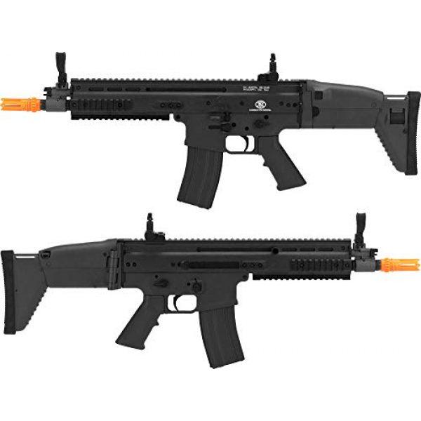 FN Airsoft Rifle 3 FN Scar L AEG - black
