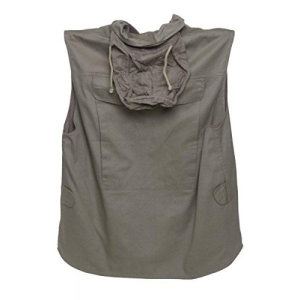 CampCo Airsoft Tactical Vest 2 Humvee Cotton Ranger Vest with Hideaway Hood