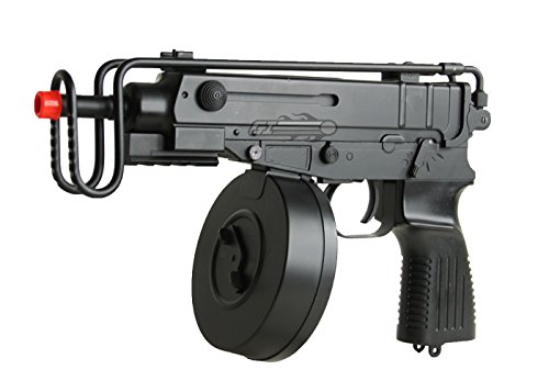 Well  3 Well R2 Skorpion AEP Airsoft SMG (Black)