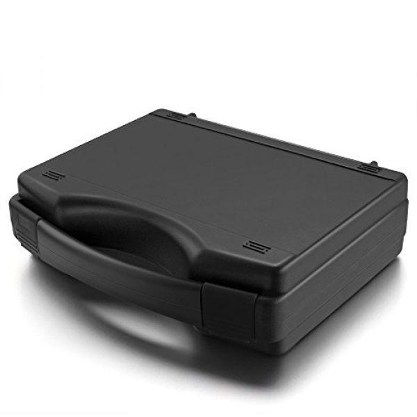 OBVIS Pistol Case 3 OBVIS Pocket Pistol Case (Black)