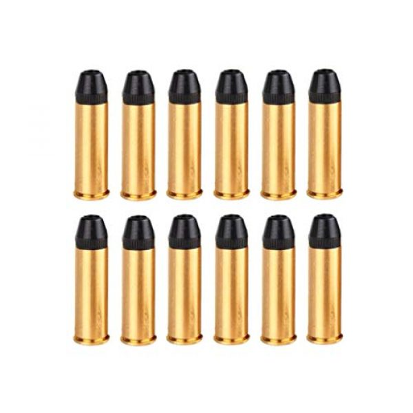 ASG Air Gun Magazine 3 ASG 4.5mm/.177 Pellets Cartridges for DW (12 Piece)