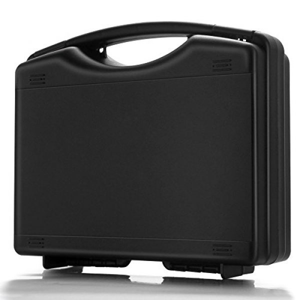 OBVIS Pistol Case 4 OBVIS Pocket Pistol Case (Black)