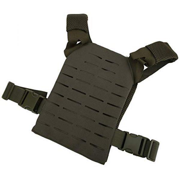 Demeras Airsoft Tactical Vest 6 Demeras Multifunctional Tactics Vest Lightweight Thick Outdoor Vest for Kids