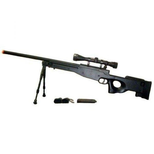 Airsoft Airsoft Rifle 1 Airsoft AWP Sniper Rifle Tactical L96 3X Optical Scope