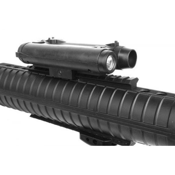 Well Airsoft Rifle 7 wellfire m16a3 Spring Airsoft Rifle - w/Vertical Grip & Flashlight Unit m16(Airsoft Gun)