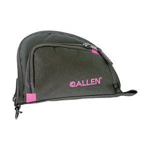 "Allen Company Pistol Case 1 Allen Compact One Pocket 7"" Auto-Fit Handgun Case"