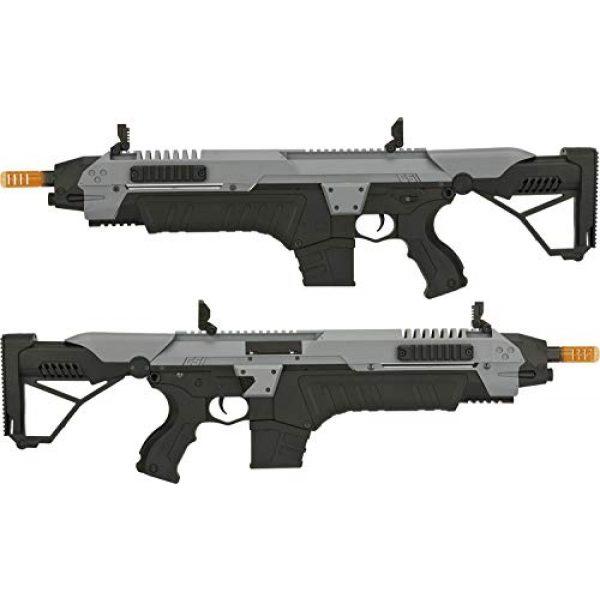 Evike Airsoft Rifle 3 Evike CSI S.T.A.R. XR-5 FG-1508 Advanced Airsoft Battle Rifle (Color: Grey)