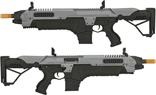 Evike  3 Evike CSI S.T.A.R. XR-5 FG-1508 Advanced Airsoft Battle Rifle (Color: Grey)