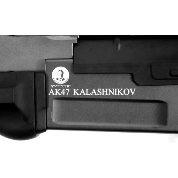 KALASHNIKOV Airsoft Rifle 3 Soft Air Kalishnikov Spetsnaz Electric Powered Airsoft Rifle