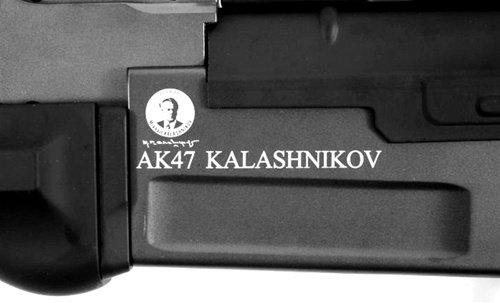 KALASHNIKOV  3 Soft Air Kalishnikov Spetsnaz Electric Powered Airsoft Rifle